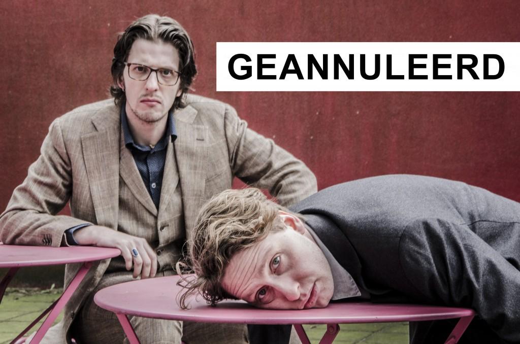 Roovers & van Leeuwen 2018-2019 geannuleerd